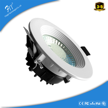 CE,SAA,FCC,RoHS Certification and Aluminum Lamp Body Material 5W recessed led downlight