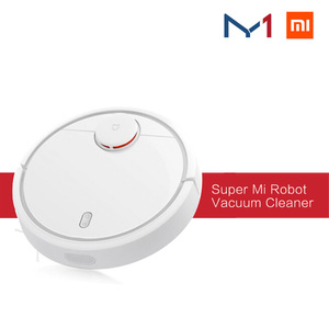 2017 Original xiaomi Robot Vacuum Cleaner Mi Sweeping Machine Cleaning Robots Mobile App Remote Control Mijia Home