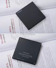 Square power bank 2600mah for mobile phone portable power source