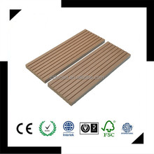 Outdoor WPC,Factory best sale of waterproof and fireproof outdoor composite decking floor for sports ground