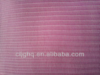polyester spandex hexagon mesh