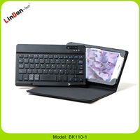 Wireless Folio PU Leather Stand Case for Samsung tab3 7' tab 3 pro lite 7.0 T110 T210