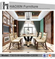 chinese fast food dining restaurant tables and chairs with factory price