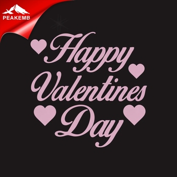 HAPPY VALENTINES DAY Iron On Heat Transfer Vinyl Shirt