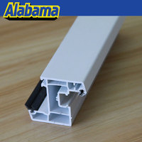 resistance to ageing pvc extrusion, upvc window edging, pvc profile manufacturers in india
