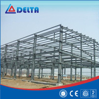 Prefabricated Steel Structure Buildings High Rise