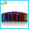 Three in one football line bumper pc silicone case for samsung galaxy s4 mini