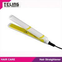 modern style plastic chemical hair straightening