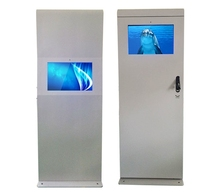 22 Inch Outdoor Double-Sided Digital Signage Kiosk