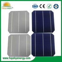 Cheap Price Mono 156*156mm 1.2v Mini Solar Cell