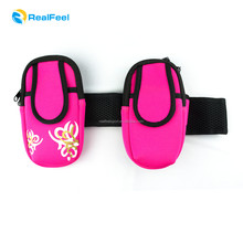 Wholesale Soft and Comfortable waterproof Neoprene sports Armband for blackberry