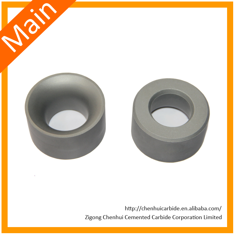 YG8 tungsten carbide wire drawing die for non-ferrous metal type B