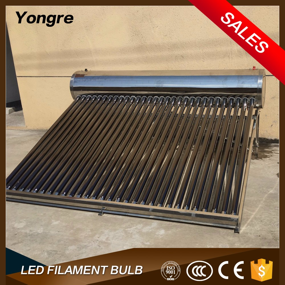 Swimming pool non-pressure solar system solar water heater 150l 200l 240l 300l