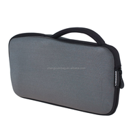 Neoprene Mini Portfolio Case - Gray