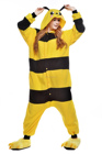 Adulte enfants combinaisons costume Pokemon abeille onesie