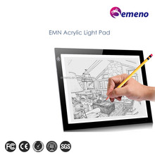 Ultra-thin Adjustable Brightness LED Tracing Board A3 Size