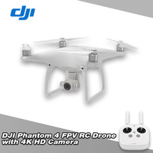 Original DJI Phantom 4 Drone Professional FPV RC Quadcopter with 4K HD Camera Tapfly/Sense and Avoid/Visual Tracking Function
