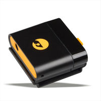 Free Shipping 2014 New Quad Brand Small waterproof gps pet tracker anywhere tk108