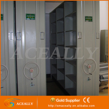 ACEALLY Hot selling accordion shelving steel mobile filing cabinet