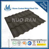 stone coated metal roofing tiles in guangzhou/Popular Zinc Corrugated Sheet Metal Roofing tile