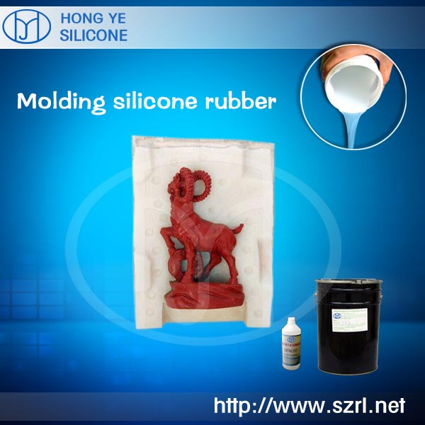 Silicon Rubber for Plaster crafts mold