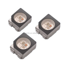 PLCC-4 package smd Epistar chip 4-pin rgb mini led diode 3528 smd led