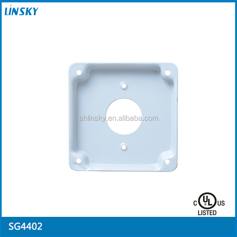 Shanghai Linsky UL listed waterproof electrical line light switch cover