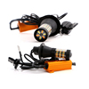 With resistor 2pcs amber white 4014 60smd headlight tail lamp canbus led turn signal light drl lights for car