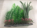 Home Adcoration Aquarium Artificial Aquacade and Aquatic plant