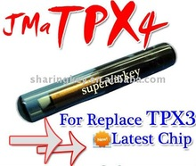 new JMA TPX4 CHIP For replace the TPX3 Chip