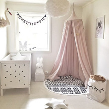 Baby Bed Canopy Tent Bed Curtain Baby Cribs Mosquito Net