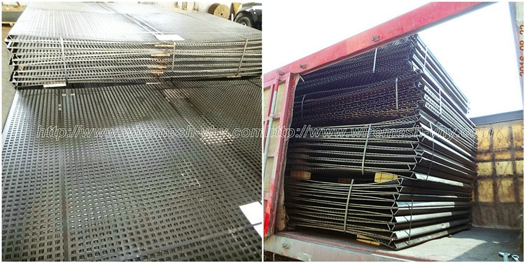 1220mm x 2440mm Thickness 0.7mm Punched 3.0mm round hole galvanized steel perforated sheet