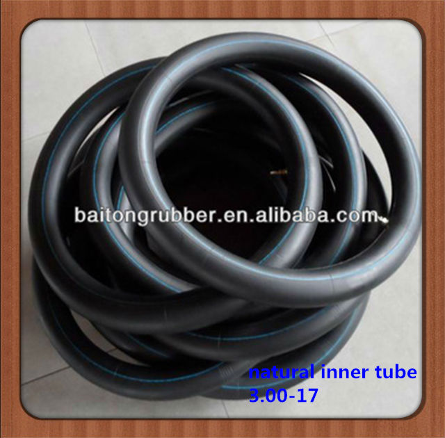 Motorcycle parts vee rubber motorcycle inner tubes high quality