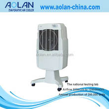 2500m3/h air flow portable air conditioner car floor standing air condition