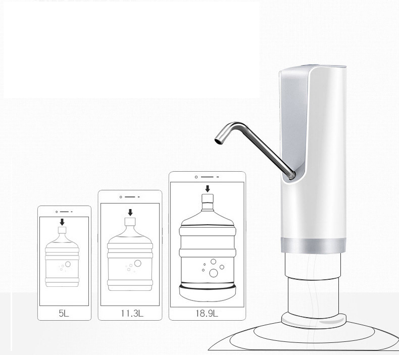 iTenns Barrelled water dispenser manufacturer with rechargeable battery cold drinking water dispenser oem factory