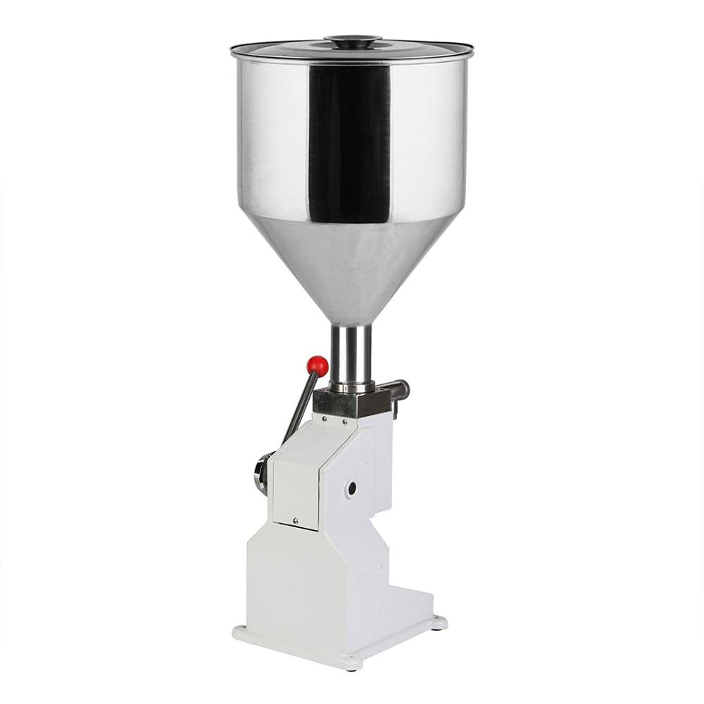 <strong>a03</strong> manual past nail liquid food beverage cream perfume filling machine