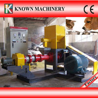 European standard 60~4000kg/h animal feed pellet mill / feed pellet machine