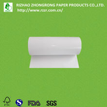single and both side pe coated paper for paper cup&glass