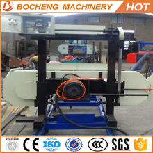 portable band saw machine gasoline engine to cut samll wood