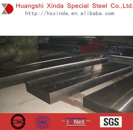 Tool steel structural steel forged flat bar 4340 steel