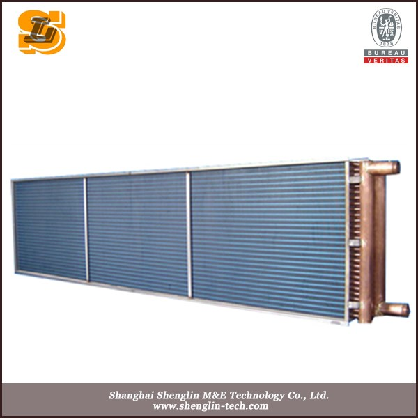 fan coil unit copper tube steel radiators for home long lifetime