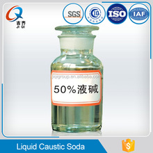 China supplier sodium hydroxide solution for paper making caustic soda
