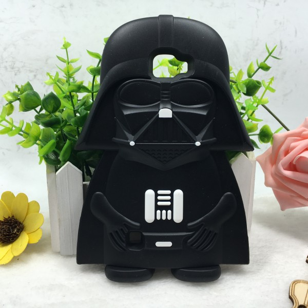 3d cartoon starword Darth Vader Silicone mobile phone case for lg Optimus k10 <strong>q10</strong>
