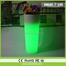 led creative lattice, display stand, stool, flower pots