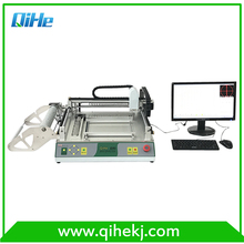 High quality led production line smt smd mounting machine with high voltage drice