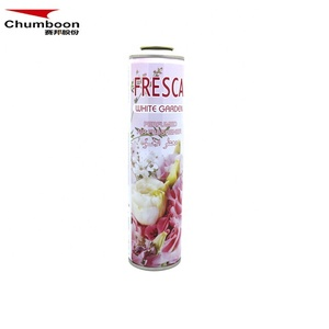 HOT SALE tinplate can used for air freshener Packaging Chumboon