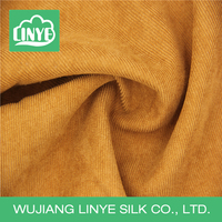 16 wale autumn winter clothes fabric, corduroy material, coat textile