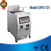 continuous fryer,french fries machine,fried chicken equipment