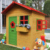 children wooden house 20042