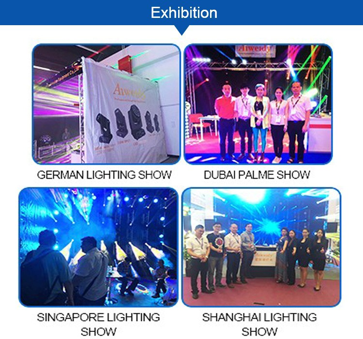 Guangzhou lighting equipment 60W led cheap moving head lights